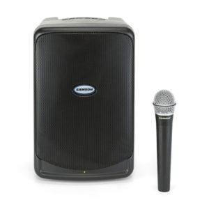 amplificador microfono online