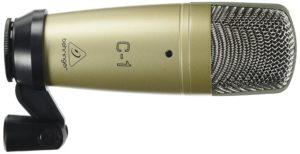 micrófono behringer