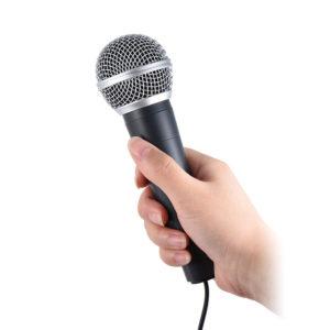 microfono unidireccional dinamico