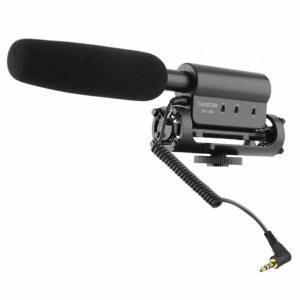 microfono canon t3