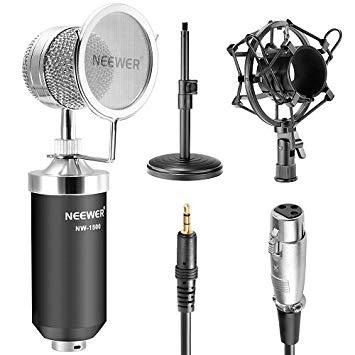 micrófono neewer