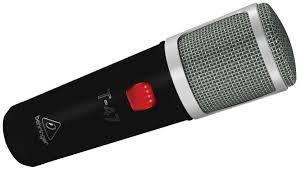 micrófono behringer c3