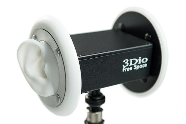 microfono binaural casero
