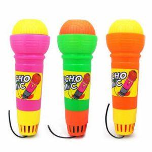 microfono juguete inalambrico