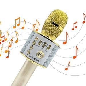 microfono de mano shure
