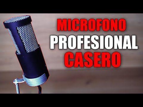 cómo hacer un micrófono reciclado