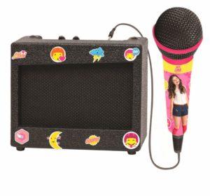 microfono soy luna come funziona