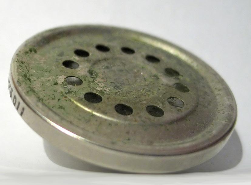 microfono de carbon edison