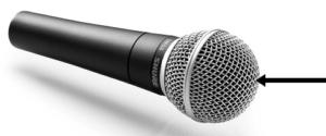 microfono unidireccional para pc