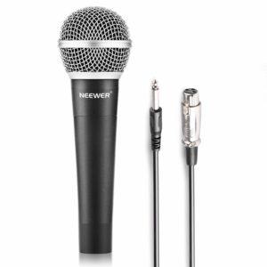 microfono de mano caracteristicas