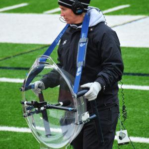 microfono parabolico profesional