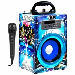 altavoz con microfono media markt