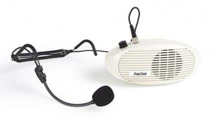amplificador microfono electret