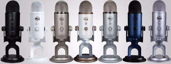 microfono yeti blue chile