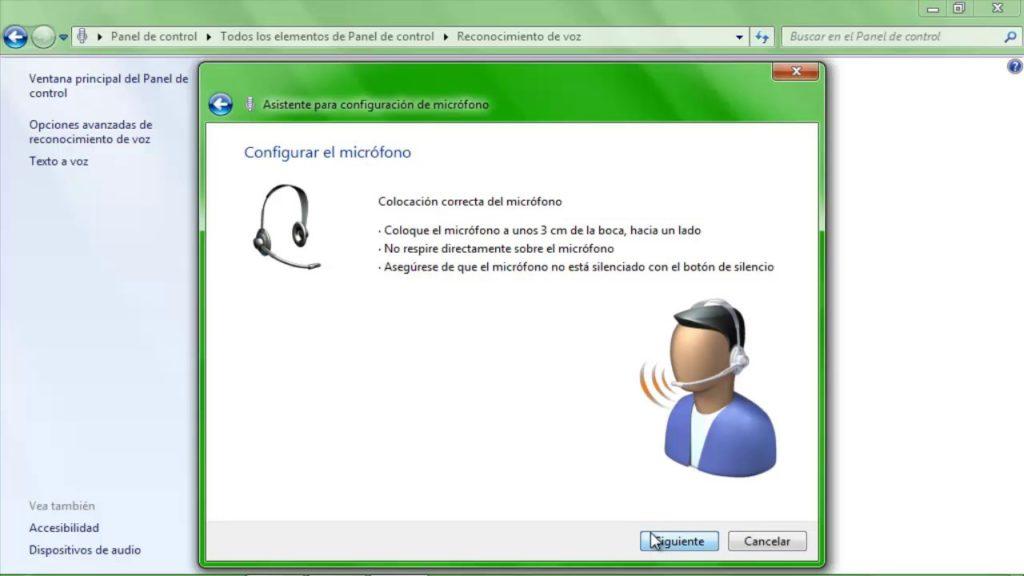 configurar micrófono ps4