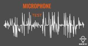 probar microfono celular