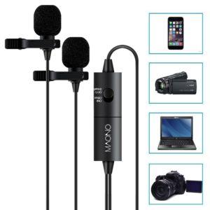 microfono omnidireccional y unidireccional