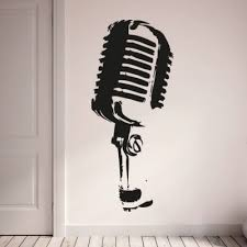 microfono aiwa antiguo