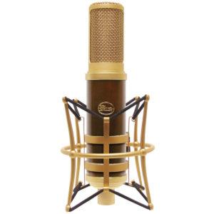 microfono de cinta usos
