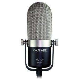 microfono de cinta funcionamiento