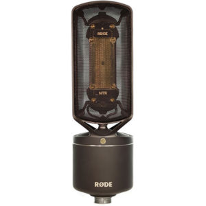 microfono de cinta caracteristicas