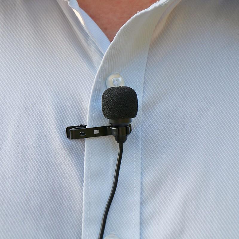 microfono de corbata amazon