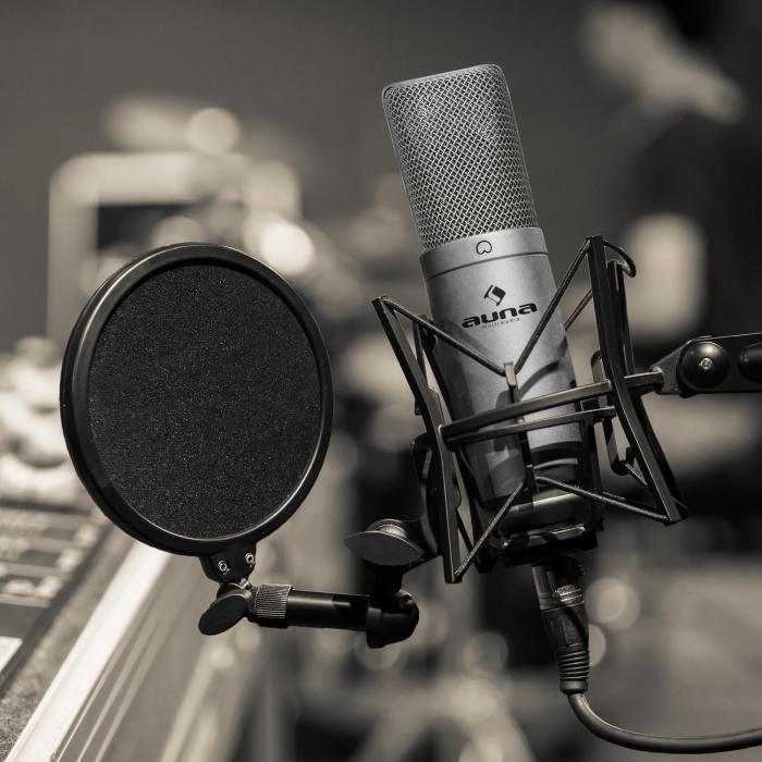 microfono de estudio behringer