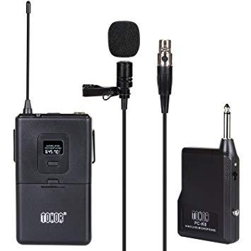 microfono solapa bluetooth