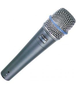 microfono dinamico caracteristicas