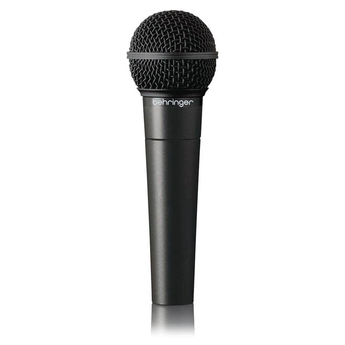 micrófono dinámico o condensador