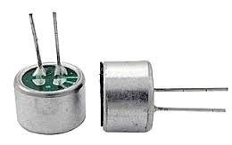 micrófono electret datasheet