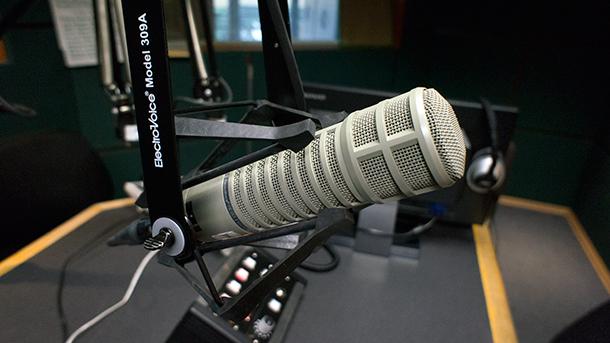 microfono radio pioneer