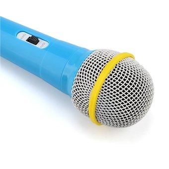 microfono juguete el corte ingles