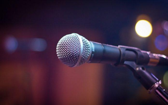 microfono para cantar pc