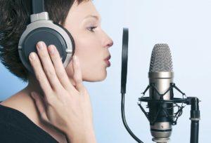 microfono para cantar online