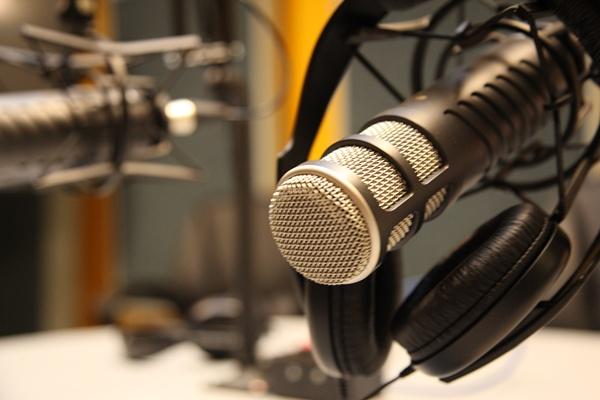 micrófono radioshack