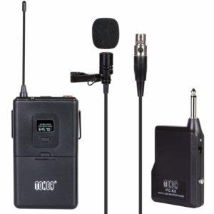 microfono de corbata sennheiser