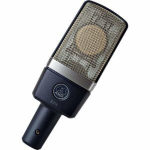 microfono condensador shure
