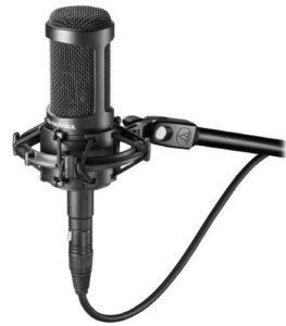 micrófono condensador steren