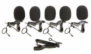 microfono de corbata para iphone