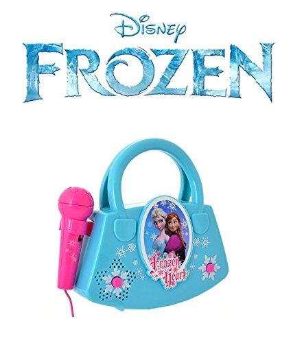 microfono frozen imc toys