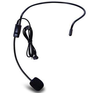 microfono diadema inalambrico mercadolibre