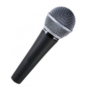 micrófono dinámico de bobina móvil