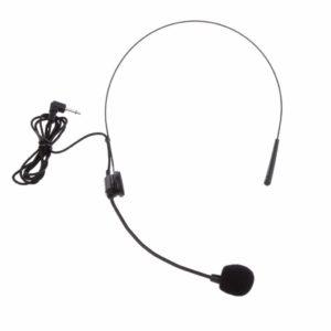 micrófono electret preamplificador