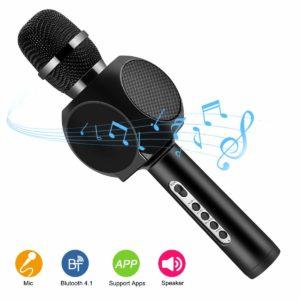 microfono karaoke la voz
