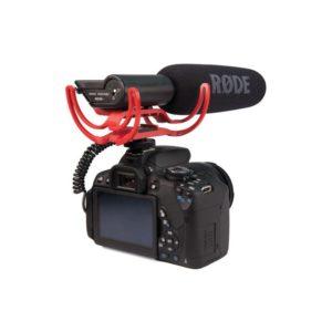 microfono para camara reflex canon