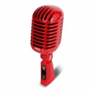 microfono antiguo nombre