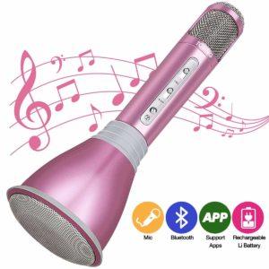 microfono frozen coppel