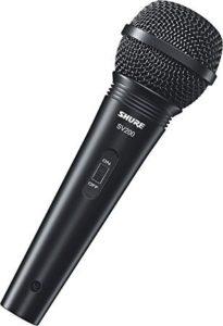 microfono unidireccional y omnidirecciona