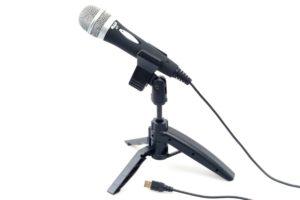 microfono usb condensador